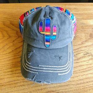 Accessories - Serape Hat